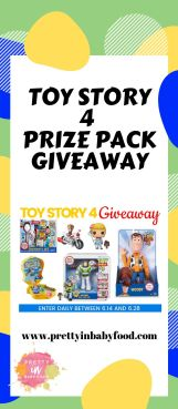 Toy Story 4 Prize Pack Giveaway