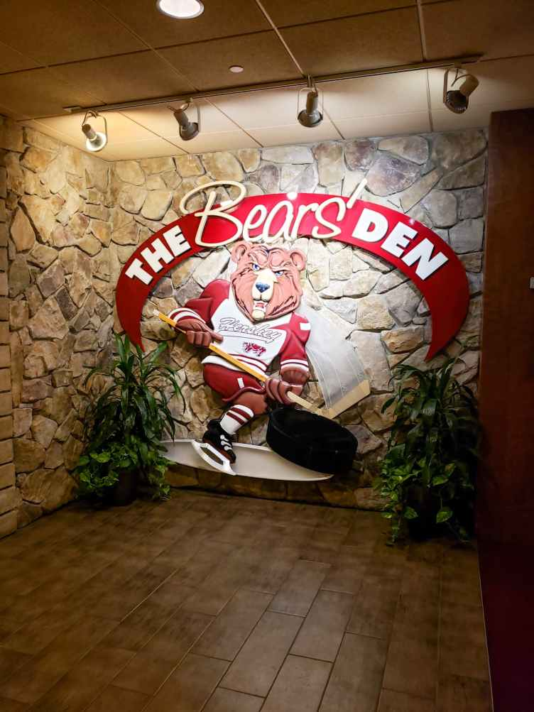 The Bears' Den at Hershey Lodge