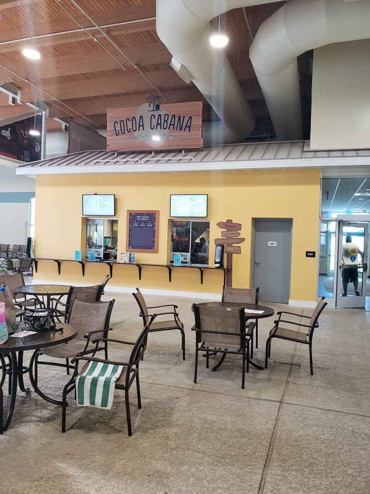 Cocoa Cabana at Hershey Water Works