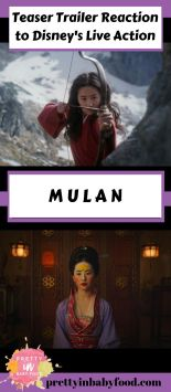 Disney Mulan Teaser Trailer Reaction