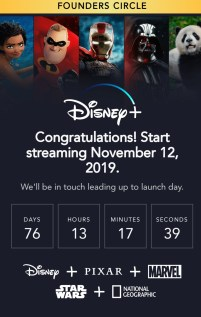 d23 Disney Plus