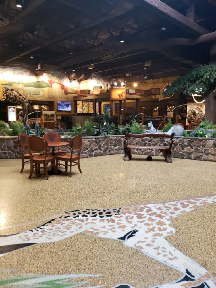 Kalahari Resorts Lobby