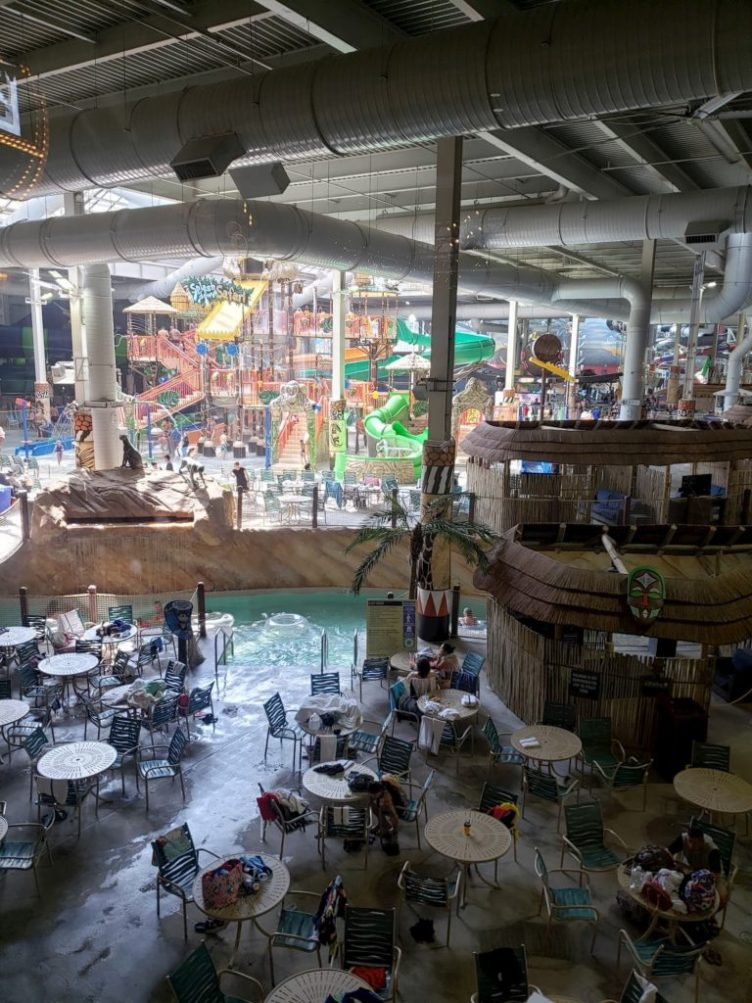 Kalahari Resorts Waterpark