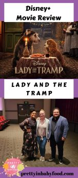 Lady and the Tramp Movie Review