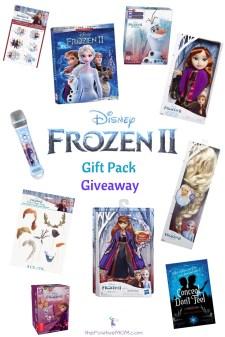 Disney Frozen 2 Giveaway