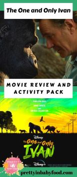 The One and Only Ivan Movie Review and Activity Pack