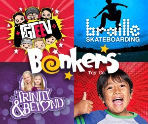 Bonkers Toys Brands