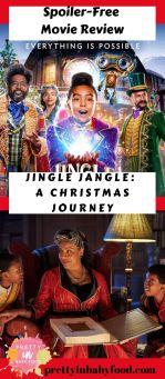 Jingle Jangle A Christmas Journey Spoiler Free Movie Review