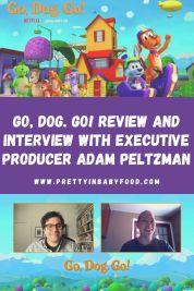 Go Dog Go Review and Interview with Executive Producer Adam Peltzman