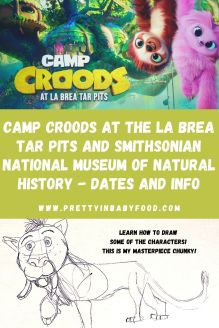 Camp Croods Dates and Info
