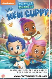 Bubble Guppies The New Guppy! DVD Release Information