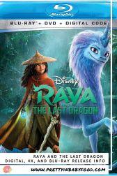 Raya and the Last Dragon  Digital, 4K, and Blu-ray Release Info