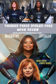 Thunder Force Spoiler-Free Movie Review