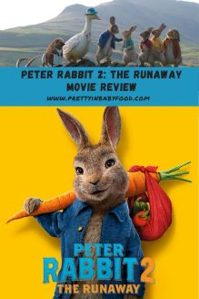 Peter Rabbit 2 The Runaway movie review