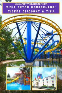 Visit Dutch Wonderland Ticket Discount & Tips