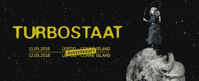 Turbostaat Conne Island