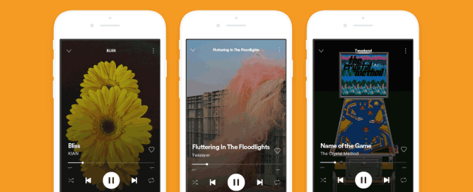 Spotify Canvas
