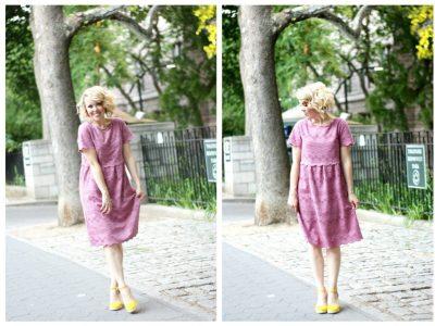 The Heat Wave Dress