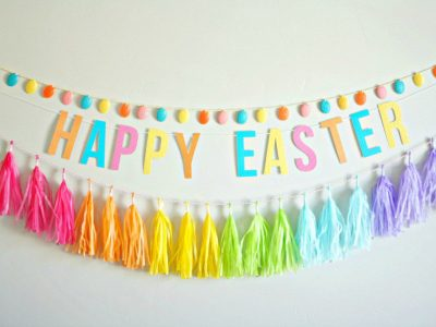 10 DIY Easter Projects to Try