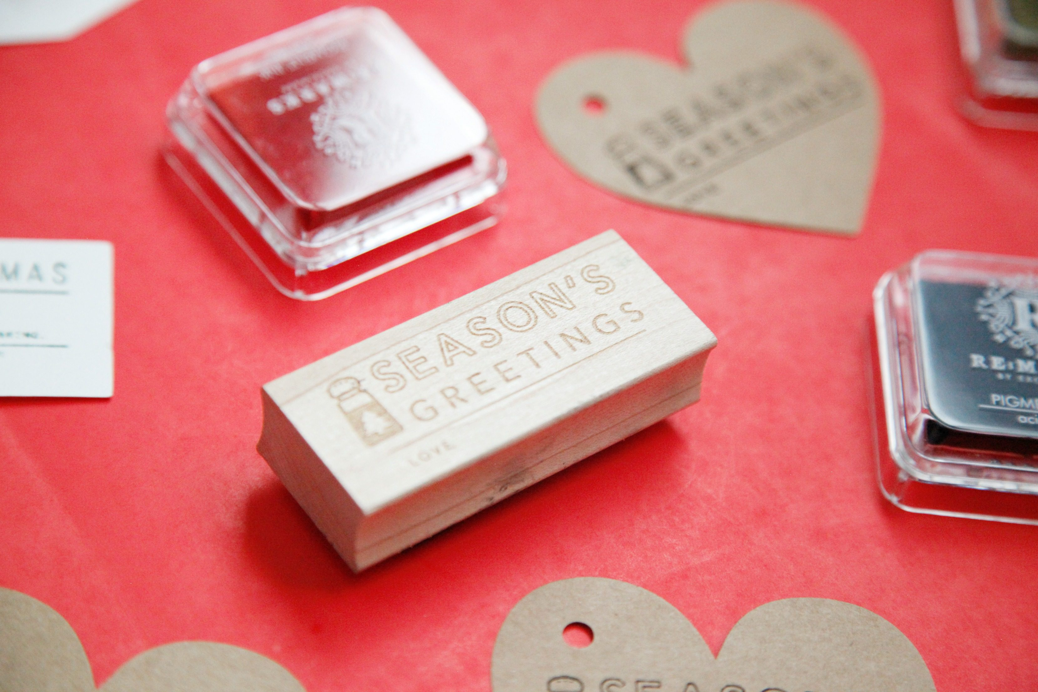 stamped gift tags 6