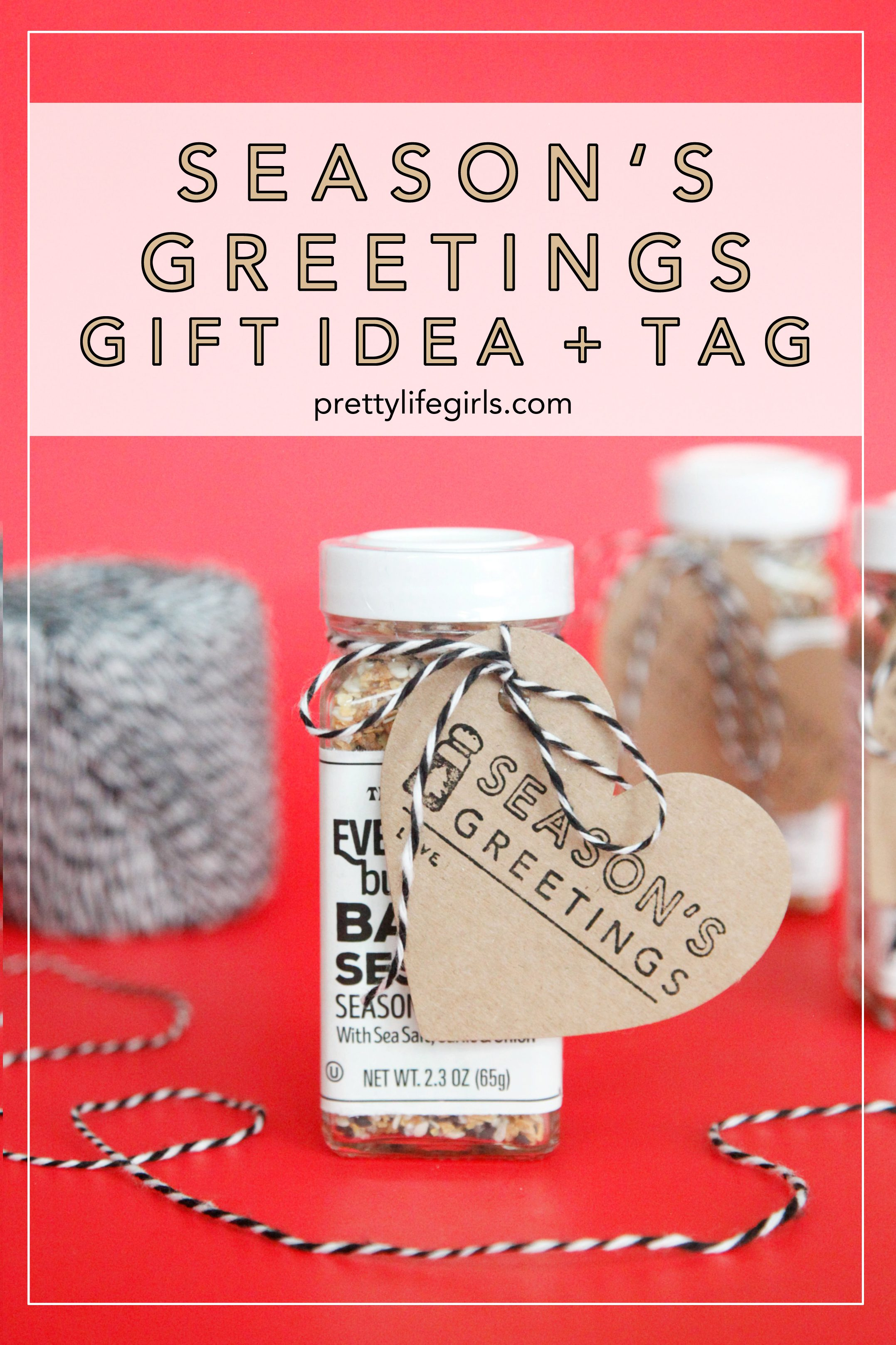 stamped gift tags 12