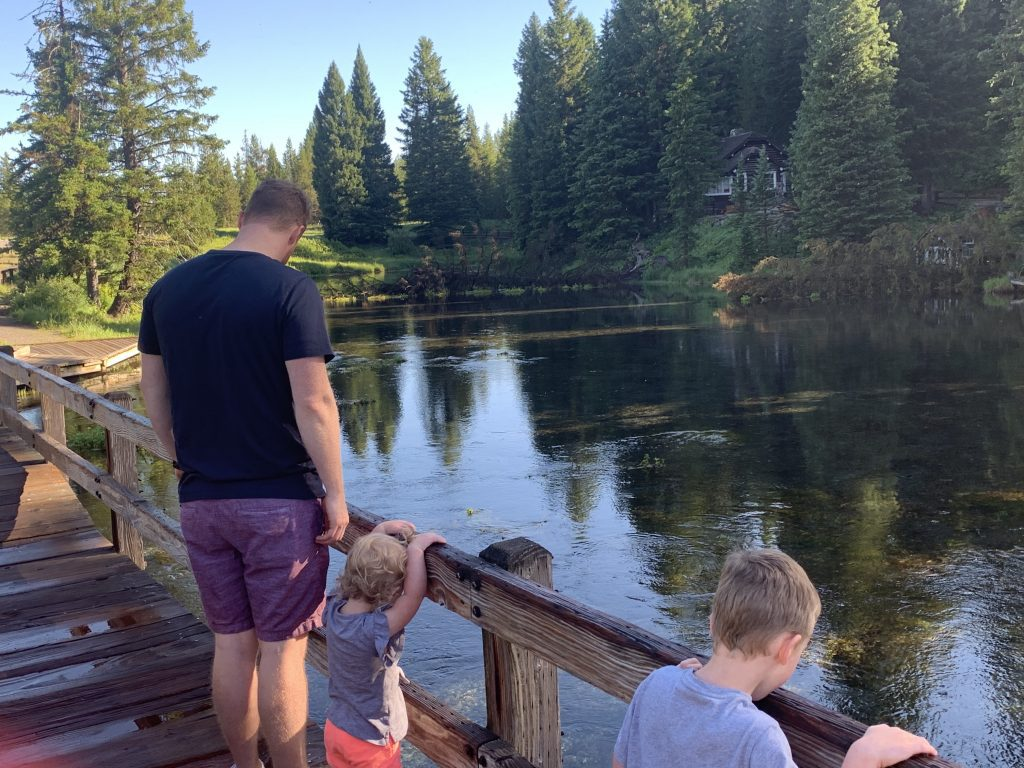 west yellowstone with kids 12