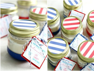 Six Favorite DIY Projects for the 4th of July!