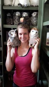 I have an obsession with owls!