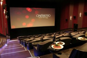 The cinebistro experience