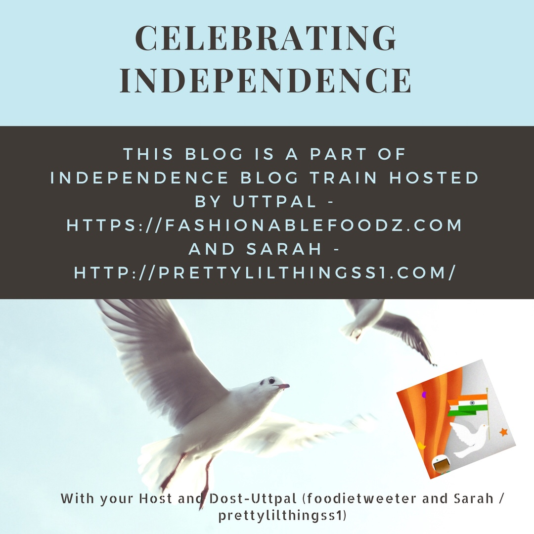 Independence blog train