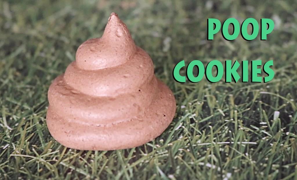 Poop Cookies