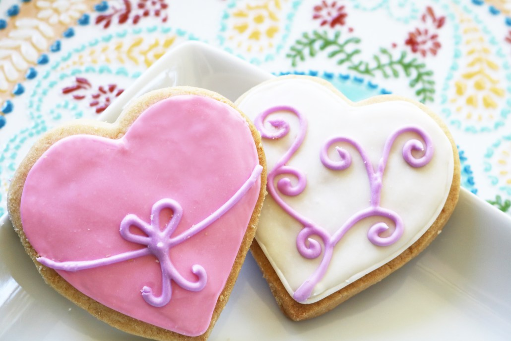 Shortbread Cookies – Mother's Day Edition!