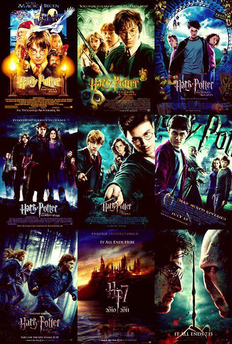 filmy Harry Potter