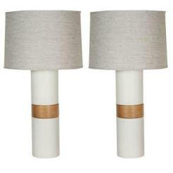 HOLLY LAMP BY STONE AND SAWYER