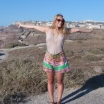 [Look] From Santorini with Love