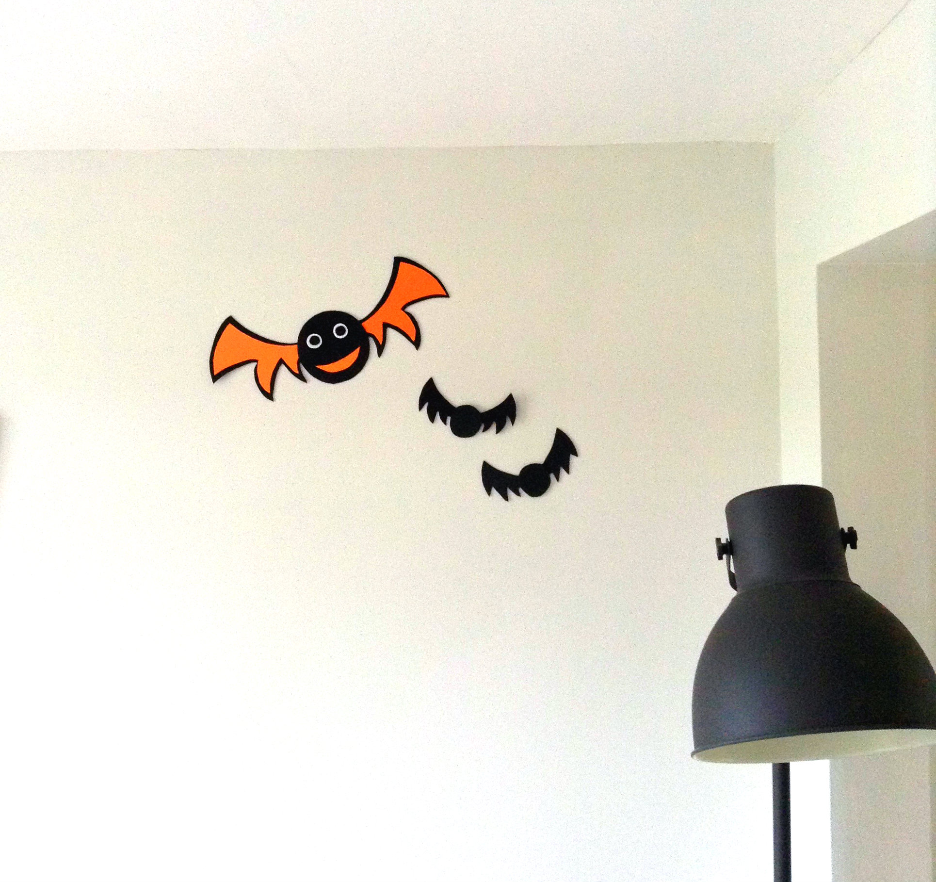 Diy d co d halloween prettylittletruth blog for Deco halloween chauve souris