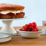 Great British Bake-Off 2015 #11: Victoria Sponge Cake