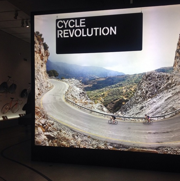 expo cycle revolution londres design museum