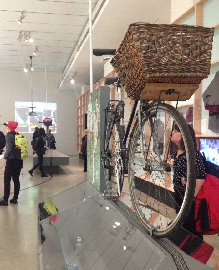 design museum londres cycle revolution