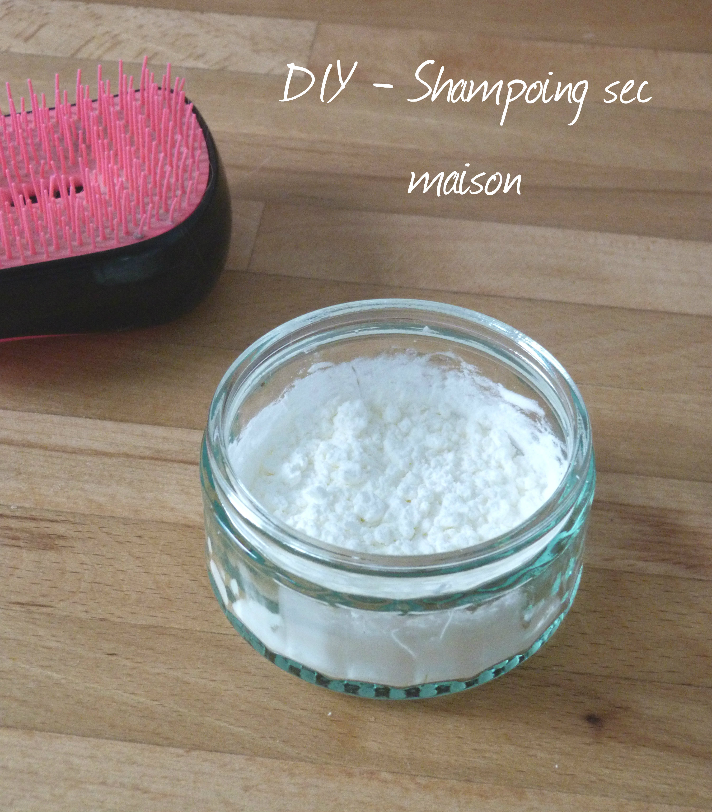 DIY Shampoing sec maison - Prettylittletruth - Blog lifestyle, voyage, mode & cuisine