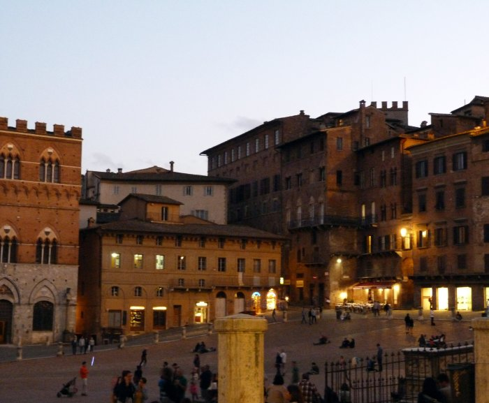 piazza campo sienne