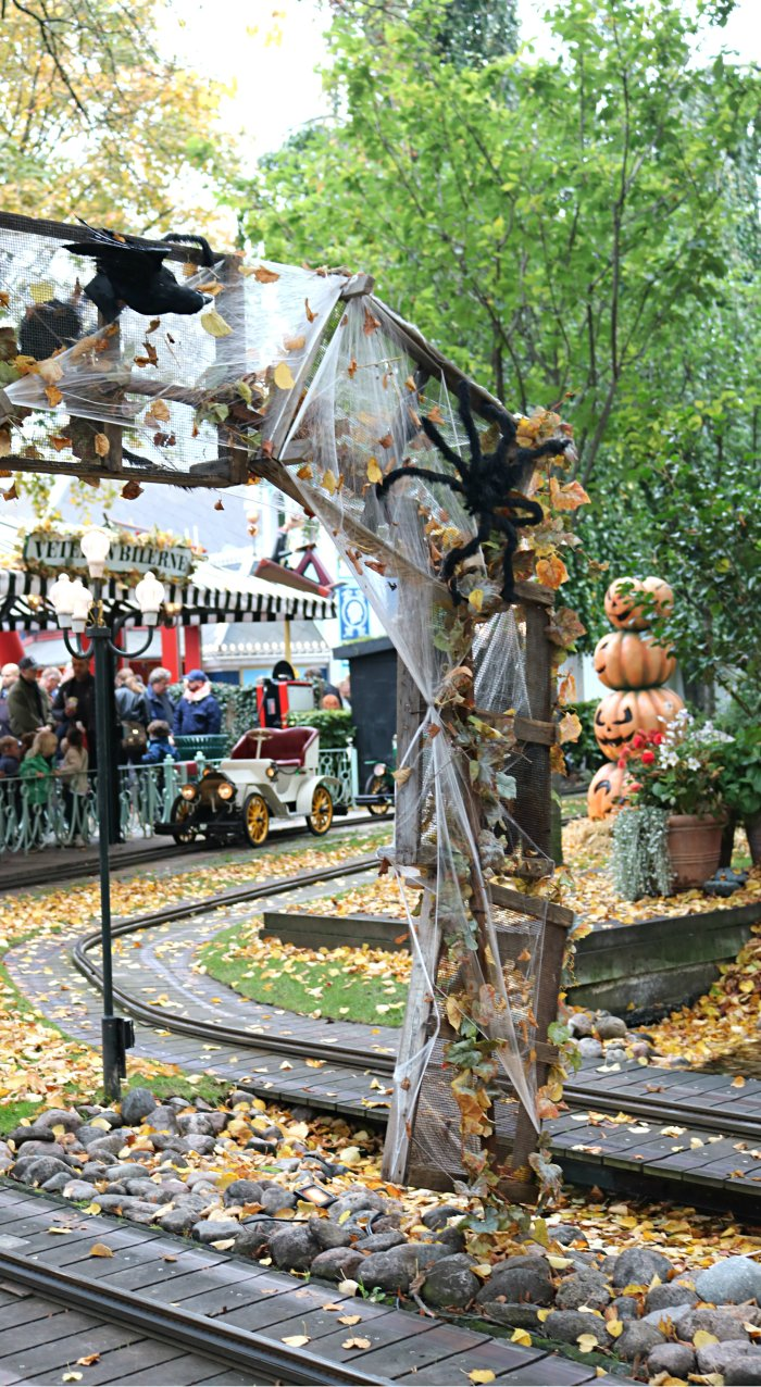 tivoli decorations halloween