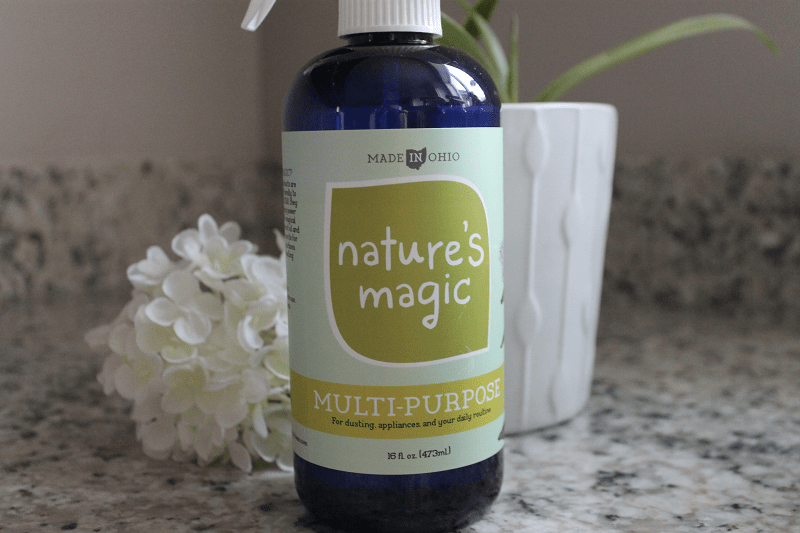 Nature's Magic Multi-Purpose Cleaner