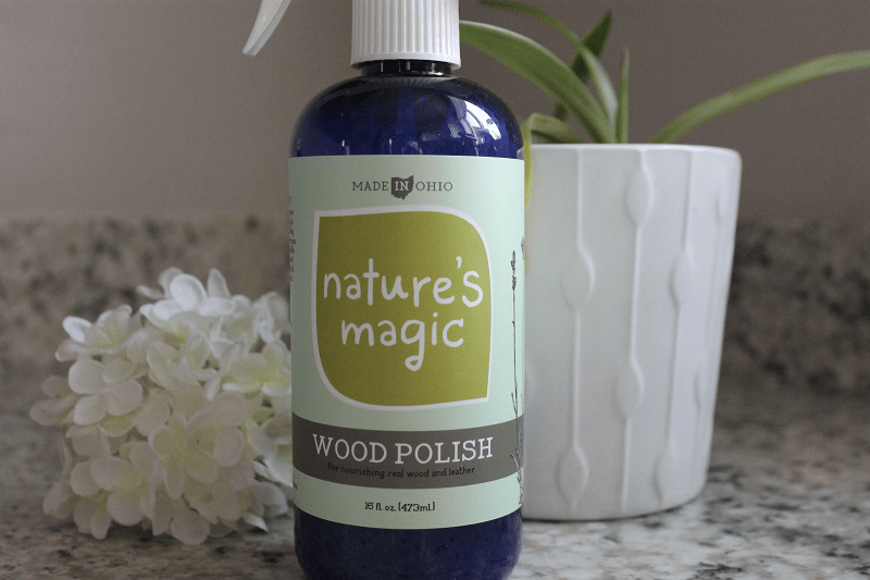 Nature's Magic Wood Polish