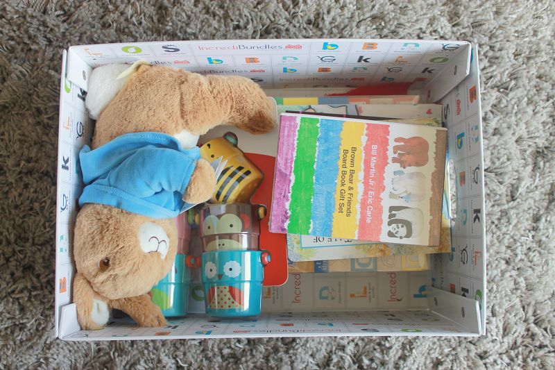Incredibundles Gift Set