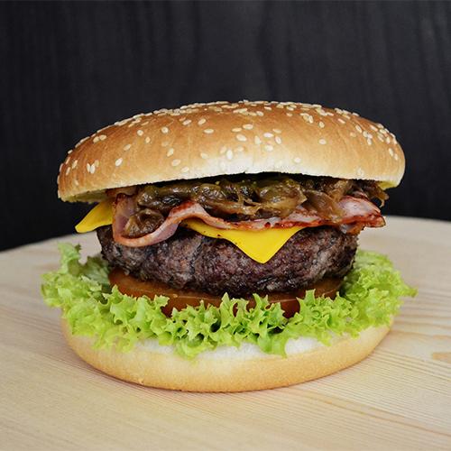 Prettyman Farms Cheeseburger