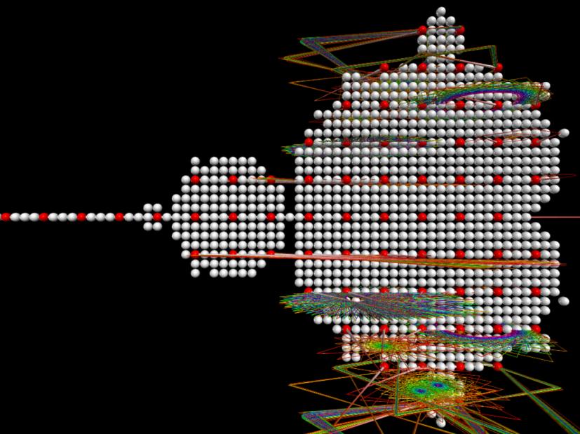Starship Mandelbrot by Alan Richmond