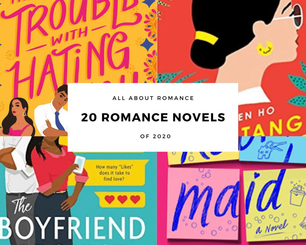 20 best romance books of 2020