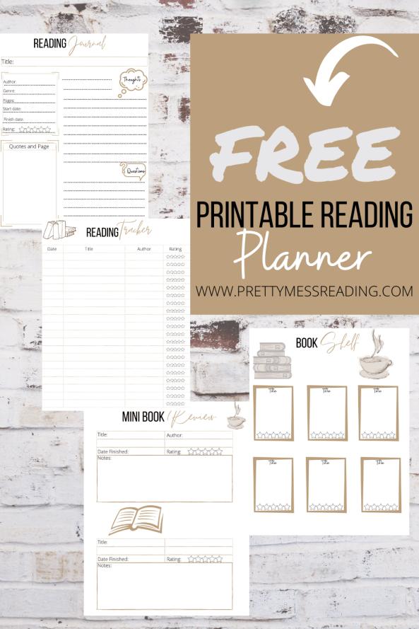 reading digital planner