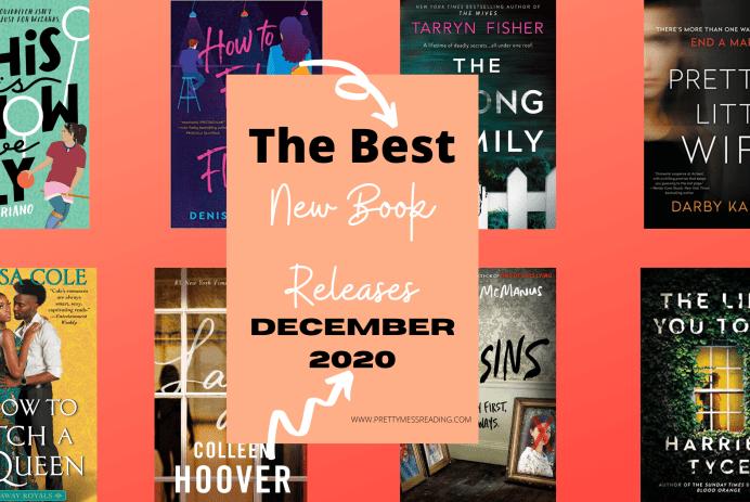 december 2020 book releases